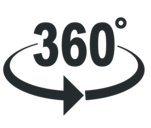 360 ° View
